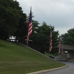 Photo taken at Indiantown Gap National Cemetery by Holly F. on 7/22/2013
