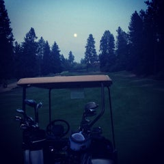 Photo taken at Indian Canyon Golf Course by Taryn on 8/28/2015
