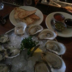 Photo taken at Blue Ribbon Brasserie by Rob H. on 6/5/2013