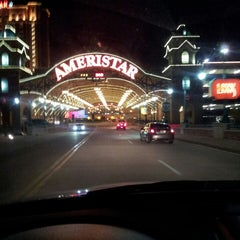 Photo taken at Ameristar Casino by Angelicia S. on 4/21/2013