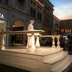 Photo taken at The Venetian Showroom by Lori F. on 1/28/2014