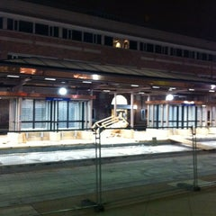 Photo taken at East Bank LRT Station by James on 10/21/2012