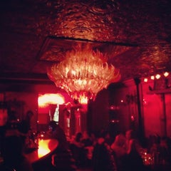 Photo taken at The Bourgeois Pig by Aaron on 10/14/2012