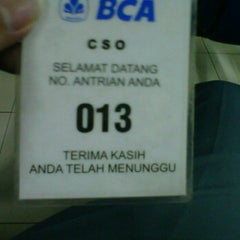 Photo taken at BCA by Adi P. on 12/12/2011