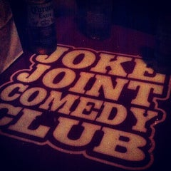 Photo taken at Joke Joint Comedy Club by tlr on 6/8/2013