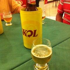 Photo taken at Restaurante e Pizzaria Guarujá by Kadu on 11/21/2012