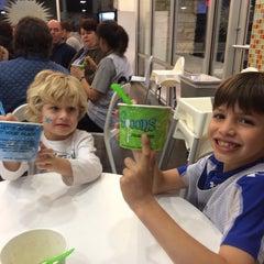 Photo taken at Spoons Yogurt by Chris C. on 3/7/2014