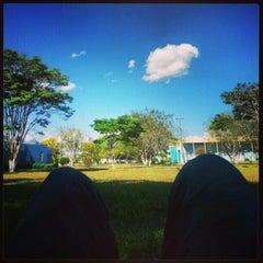 Photo taken at Faculdade Adventista da Bahia - IAENE by Joaquim L. on 2/17/2013
