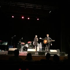 Photo taken at Pollak Theatre by Bryan M. on 10/5/2014