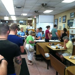 Photo taken at Franks Deli & Restaurant by Chase K. on 7/27/2013