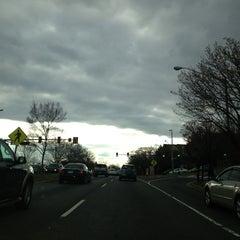 Photo taken at N. Quaker Ln. & Duke St. by Melinda S. on 3/28/2013