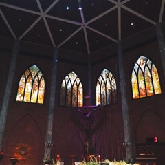 Photo taken at Saint John's Church by Amm on 3/29/2015