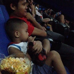 Photo taken at SM Cinema North Edsa (The Block) by Ish J. on 11/9/2013