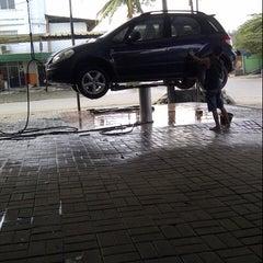 Photo taken at Arini Car Wash by Vanessa C. on 6/24/2013