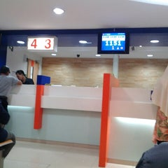 Photo taken at Bank Rakyat Unikeb by Cik A. on 3/25/2013