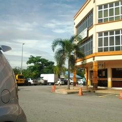 Photo taken at JPJ Bandar Baru Bangi by Cik A. on 11/5/2012