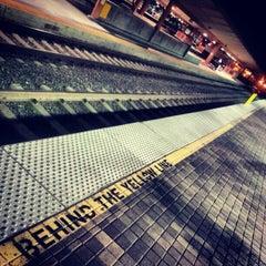Photo taken at Metro Gold Line - Union Station by Alexis E. on 2/28/2013