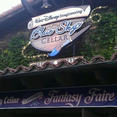 Photo taken at Walt Disney Imagineering Blue Sky Cellar by Jenny T. on 4/16/2013