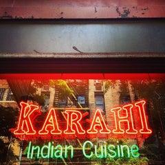 Photo taken at Karahi Indian Cuisine by Jaime S. on 6/8/2014