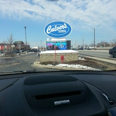 Photo taken at Culver's by Ron W. on 3/14/2014