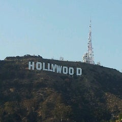 Photo taken at Hollywood Sign by Carmencita S. on 7/6/2013