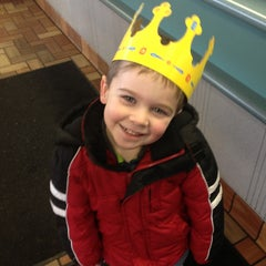Photo taken at Burger King® by Steven O. on 12/29/2012
