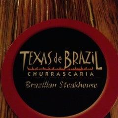 Photo taken at Texas de Brazil - Dallas by Abheeshek on 11/29/2012