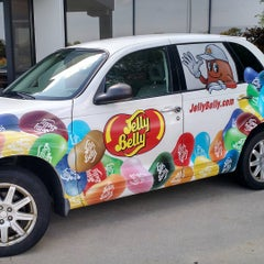 Photo taken at Jelly Belly Visitor Center by ludwig d. on 8/20/2015