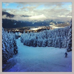 Photo taken at Whistler Blackcomb Mountains by Jeremy L. on 2/8/2013