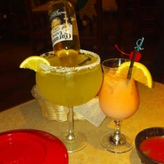 Photo taken at Charanda Mexican Grill & Cantina by Ashley L. on 10/21/2012