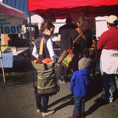 Photo taken at Montclair Farmers Market by Aaron M. on 12/22/2013
