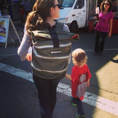 Photo taken at Montclair Farmers Market by Aaron M. on 10/20/2013