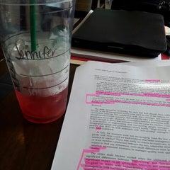 Photo taken at Starbucks by Jennifer M. on 8/17/2013
