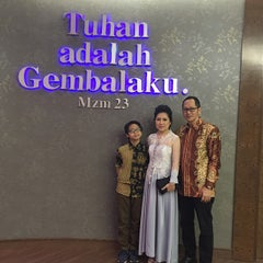 Photo taken at Gereja Kemah Tabernakel (Tabernacle Family) by Samuel S. on 3/25/2015