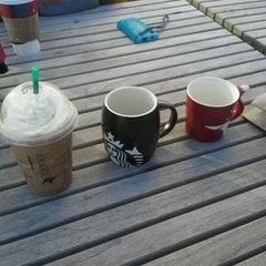 Photo taken at Starbucks by Toni F. on 12/18/2012