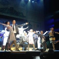 Photo taken at Театр мюзикла by Anastasia💋🐚🍉 on 12/18/2012