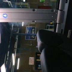 Photo taken at Greyhound Bus Lines by Carrie J. on 4/18/2014