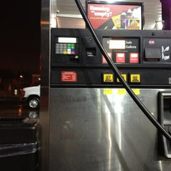 Photo taken at Safeway fuel by Michael on 1/10/2013