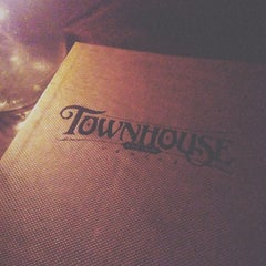 Photo taken at Townhouse by arne m. on 7/7/2013