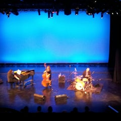 Photo taken at Rose Wagner Performing Arts Center by David L. on 1/13/2013
