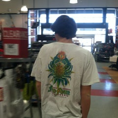 Photo taken at Dick's Sporting Goods by Melanie on 1/27/2013