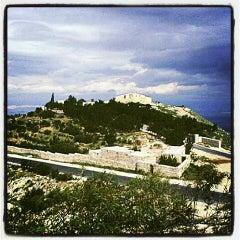 Photo taken at Mount Nebo جبل نيبو by laith h. on 8/24/2013