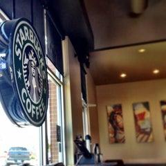 Photo taken at Starbucks by Rodney B. on 7/12/2013