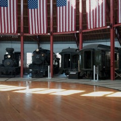 Photo taken at B & O Railroad Museum by Richard F. on 9/21/2012
