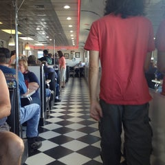 Photo taken at Penny's Diner by dan l. on 7/4/2014