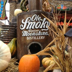 Photo taken at Ole Smoky Moonshine Distillery by Terrone C. on 10/30/2012