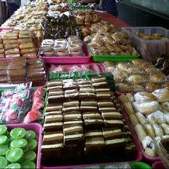 Photo taken at Pasar Kue Tradisional by Erlanda S. on 6/17/2013