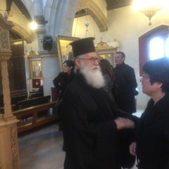 Photo taken at St Demetrious Orthodox Church by Garry k. on 12/9/2012