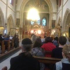 Photo taken at St Demetrious Orthodox Church by Garry k. on 5/10/2013