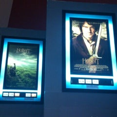 Photo taken at Cine Hoyts by Cristian V. on 12/13/2012